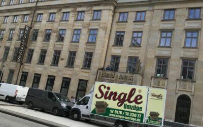 Wir kommen schon viel rum! Fernumzüge mit Single Umzüge GmbH