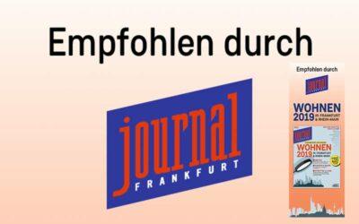 Wohnen in Frankfurt 2019 – Journal Frankfurt