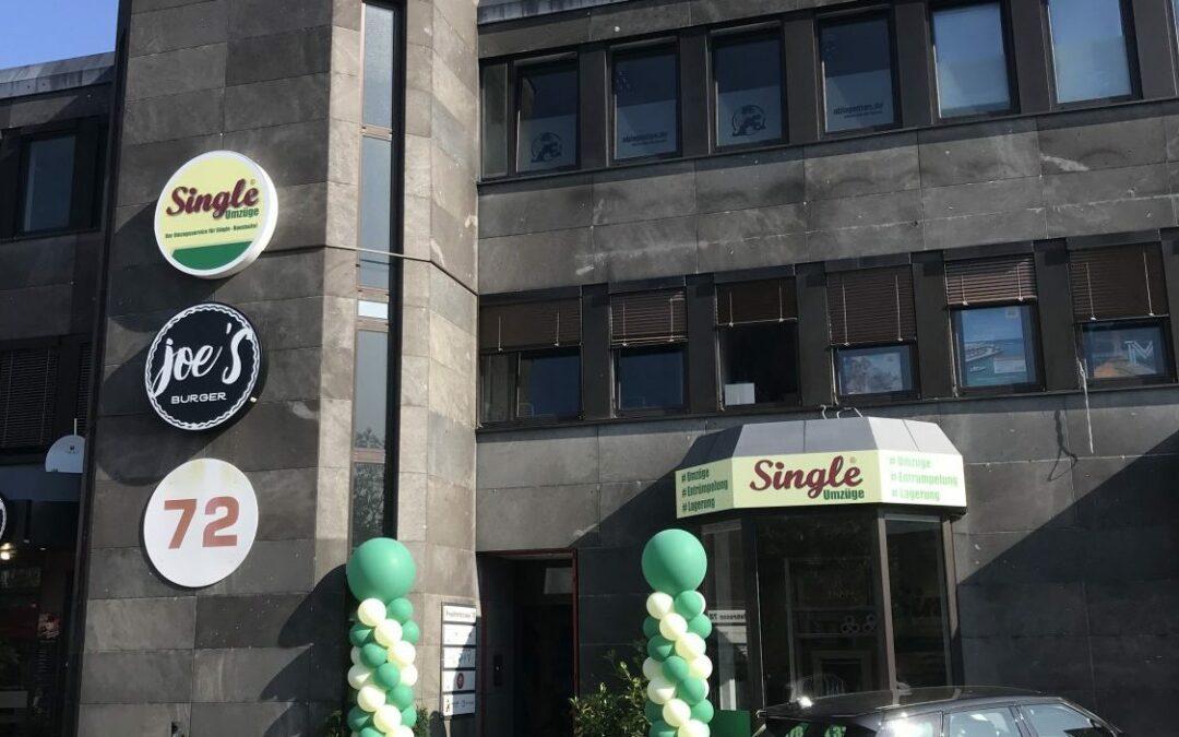 Umzugsunternehmen Frankfurt am Main | Single Umzüge - Bundesweit