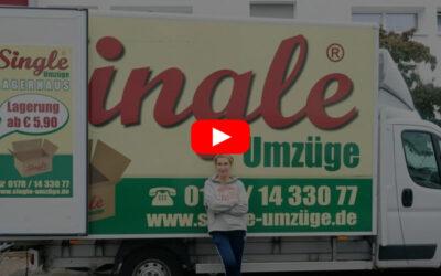 Video – Umzug im Großraum Frankfurt – Instagram Storys  vom 05.10.2019