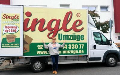 Single – wie finde ich ein Umzugsunternehmen für den kompletten Umzug?