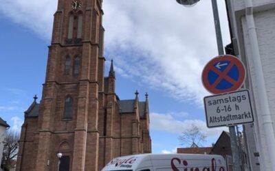 Umzug von Langen (bei Frankfurt am Main) nach Hannover