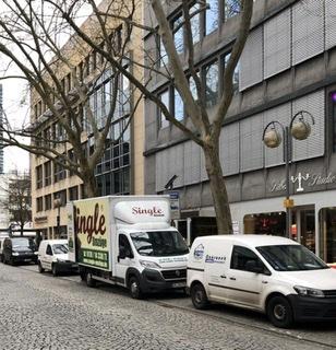Seniorenumzug innerhalb von Frankfurt am Main